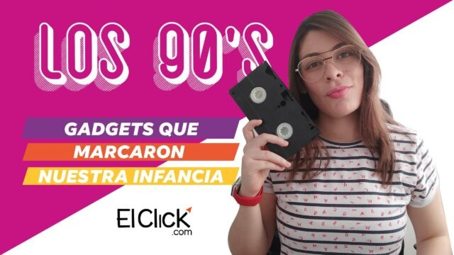Gadgets de los 90s