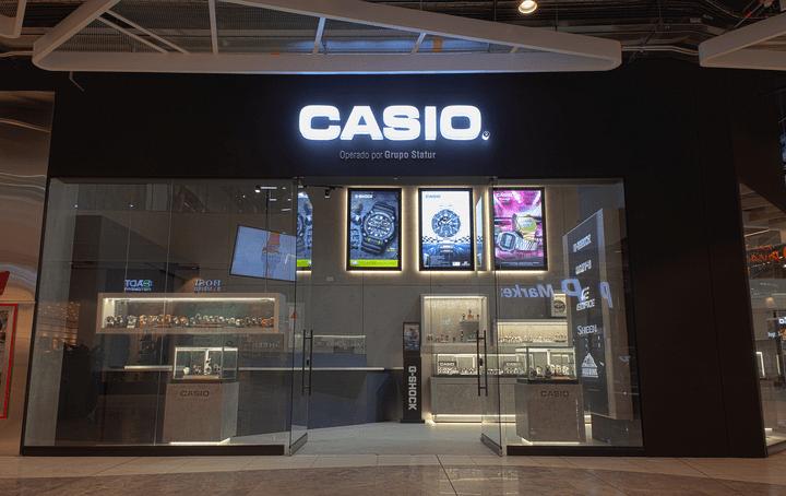 CASIO en Colombia