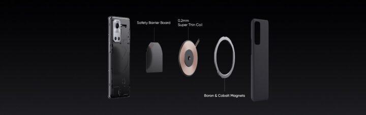 evolución de baterías en móviles