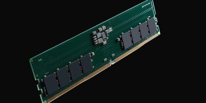 memoria DDR5 de Kingston